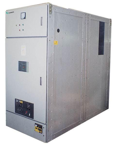 KYN10-40.5铠装移开式交流金属封