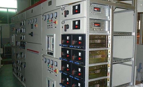 GCK(GCL)低压抽出式开关设备